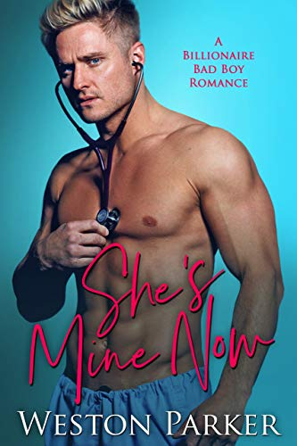 Book Cover of She's Mine Now