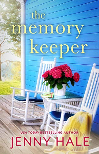 Book Cover of The Memory Keeper: A heartwarming, feel-good romance