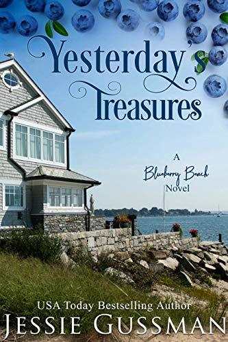 Book Cover of Yesterday's Treasures: A Blueberry Beach Novel (Blueberry Beach Book 1)