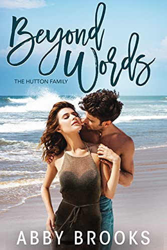 Book Cover of Beyond Words (The Hutton Family Book 1)