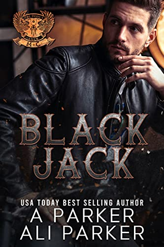 Book Cover of Black Jack