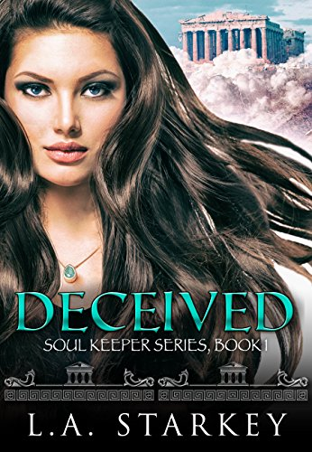 Book Cover of Deceived (Soul Keeper Series Book 1)