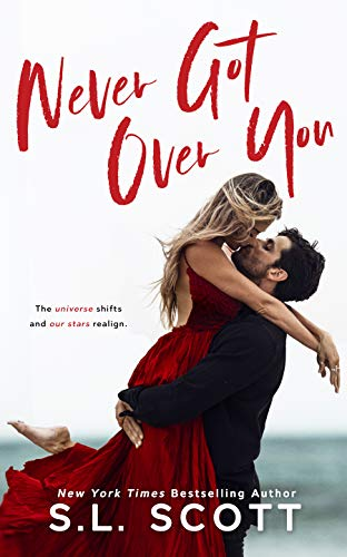Book Cover of Never Got Over You: A Second Chance Standalone Romance