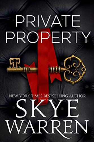 Book Cover of Private Property (Rochester Trilogy Book 1)