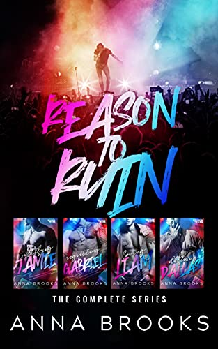 Book Cover of Reason to Ruin