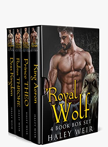 Book Cover of Royal Wolf Box Set