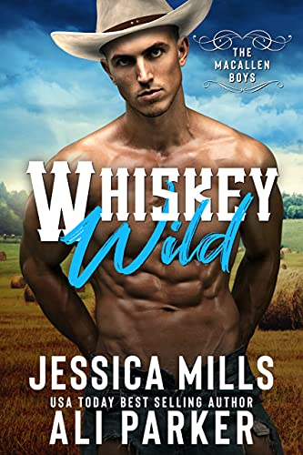 Book Cover of Whiskey Wild