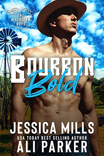 Book Cover of Bourbon Bold
