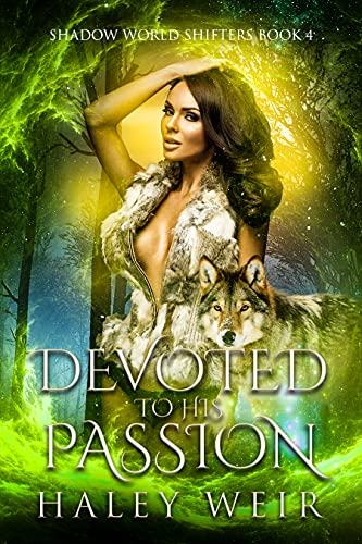 Book Cover of Devoted to His Passion