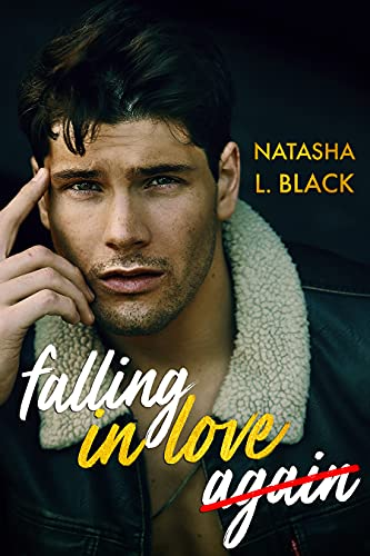 Book Cover of Falling in Love: A Secret Baby Romance (Rockford Falls Romance)