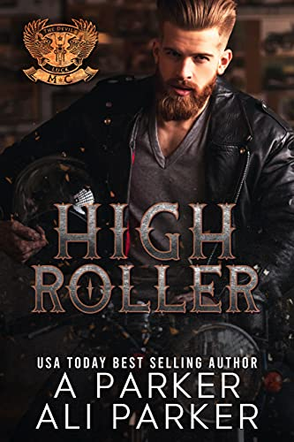 Book Cover of High Roller