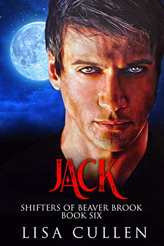 Book Cover of Jack: A Bear Shifter Paranormal Fantasy Romance (Shifters of Beaver Brook Book 6)
