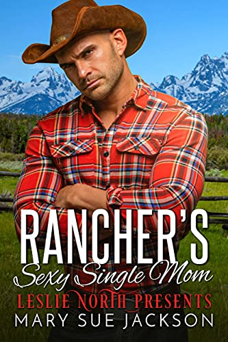 Book Cover of Rancher's Sexy Single Mom