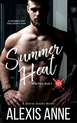Book Cover of Summer Heat: A Storm Inside Novel (The Storm Inside Book 5)