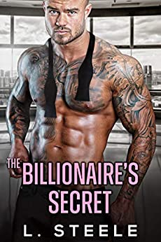 Book Cover of The Billionaire's Secret: Enemies to Lovers Fake Marriage Romance (Big Bad Billionaires Book 2)