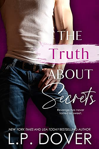 Book Cover of The Truth About Secrets