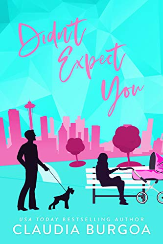 Book Cover of Didn't Expect You (Against All Odds: The Brassard Family Book 2)