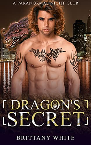 Book Cover of Dragon's Secret (A Paranormal Night Club Book 9)