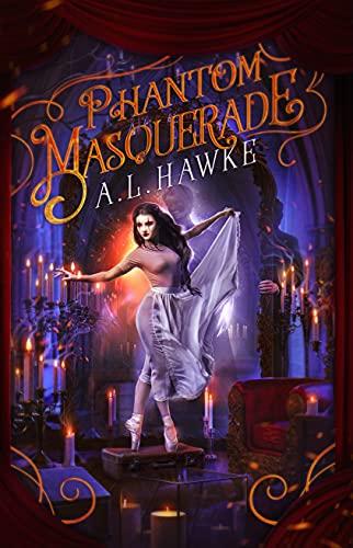 Book Cover of Phantom Masquerade