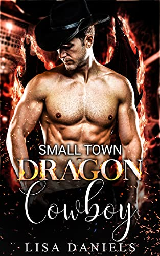 Book Cover of Small Town Dragon Cowboy