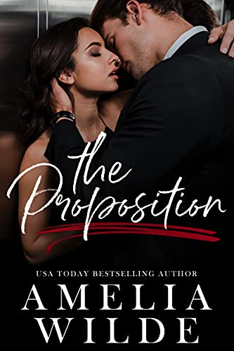 Book Cover of The Proposition: A Prologue Novella