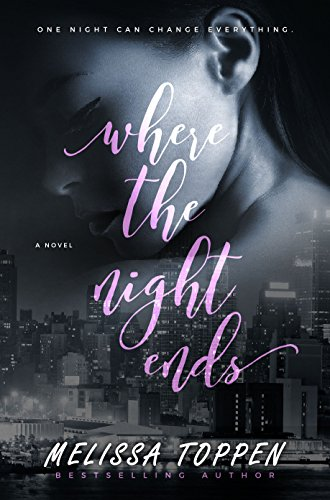Book Cover of Where the Night Ends