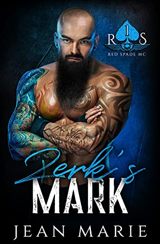 Book Cover of Zerk's Mark (Red Spades MC Book 1)