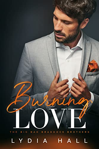 Book Cover of Burning Love
