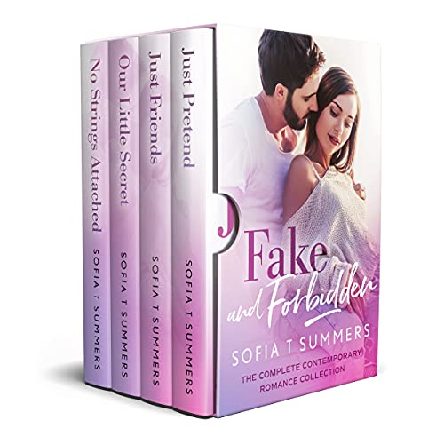 Book Cover of Fake and Forbidden Box Set