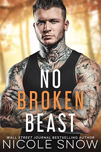 Book Cover of No Broken Beast (Heroes of Heart's Edge Book 3)