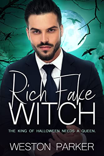 Book Cover of Rich Fake Witch