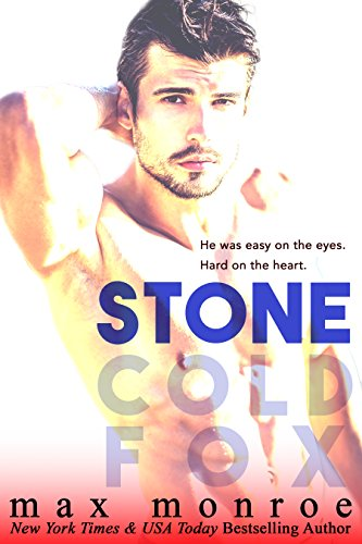 Book Cover of Stone (Stone Cold Fox Trilogy Book 1)