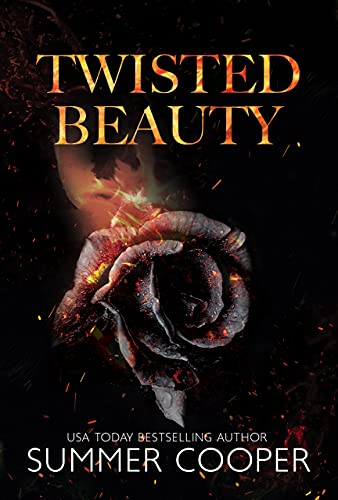 Book Cover of Twisted Beauty: Billionaire Bully Dark Romance (Twisted Intentions Book 1)